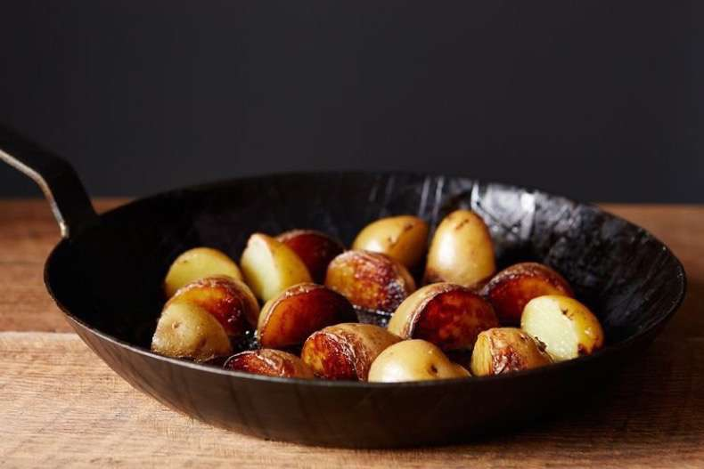 Pan-Roasted-Potatoes