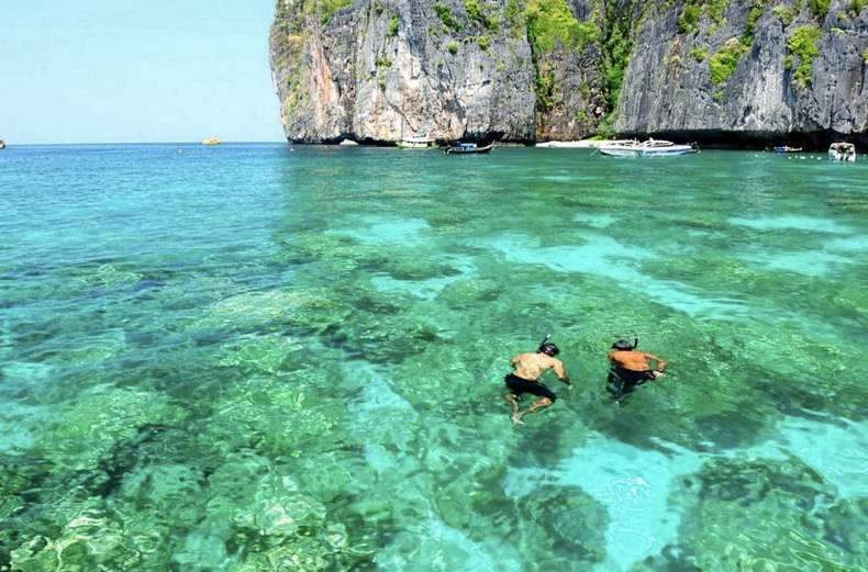 Snorkelling-at-Gili-Trawangan