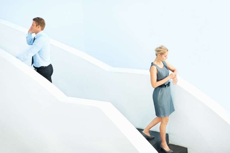 Take-Stairs