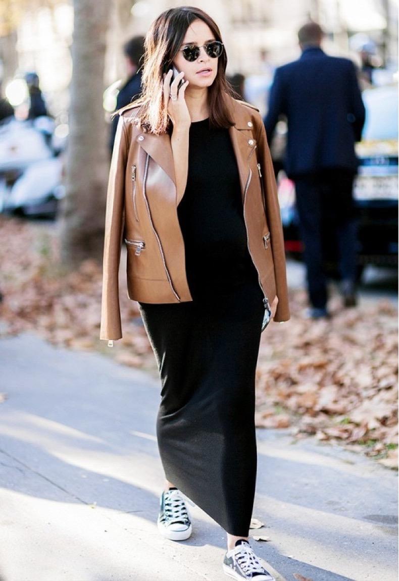black-maxi-dress-street-style
