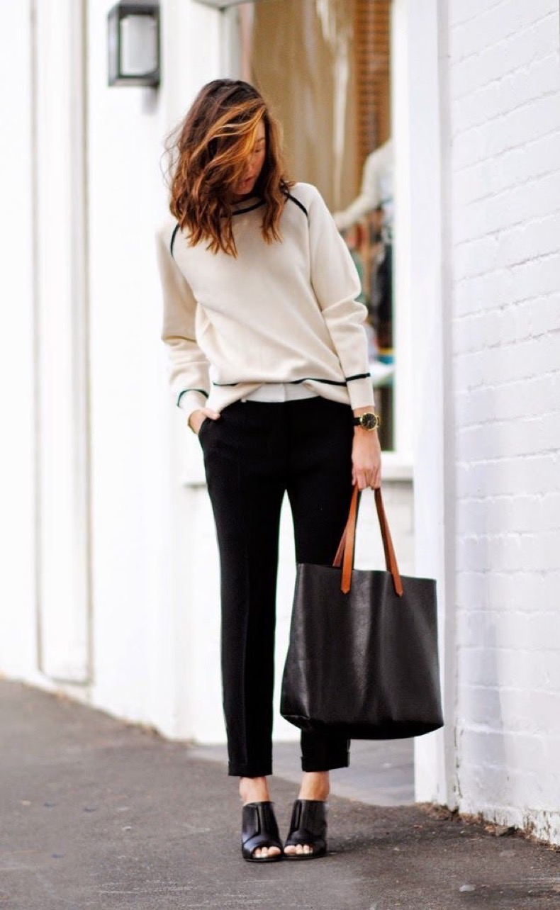 black-trousers-mules-sweatshirt-fall-weekend-black-tote-via-thechroniclesofher.blogspot.com_