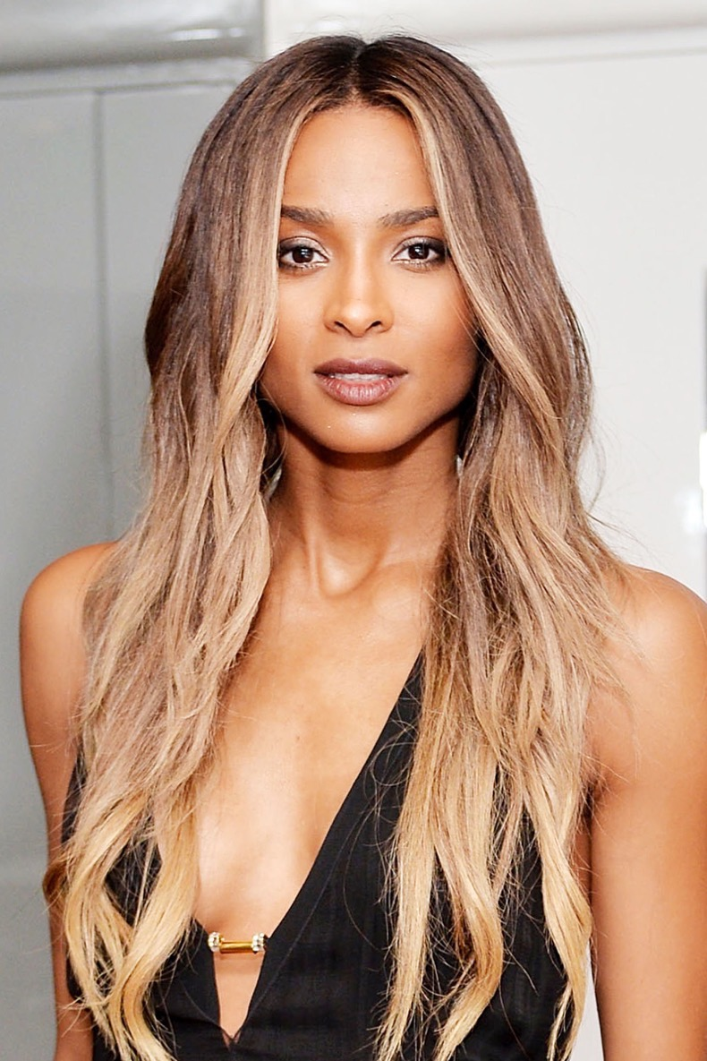elle-ombre-hair-gettyimages-516776070