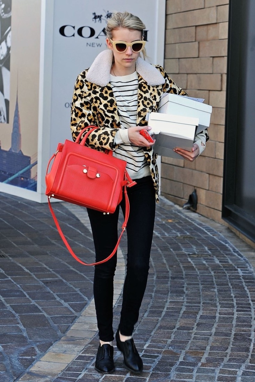 emma-roberts-leopard-coat