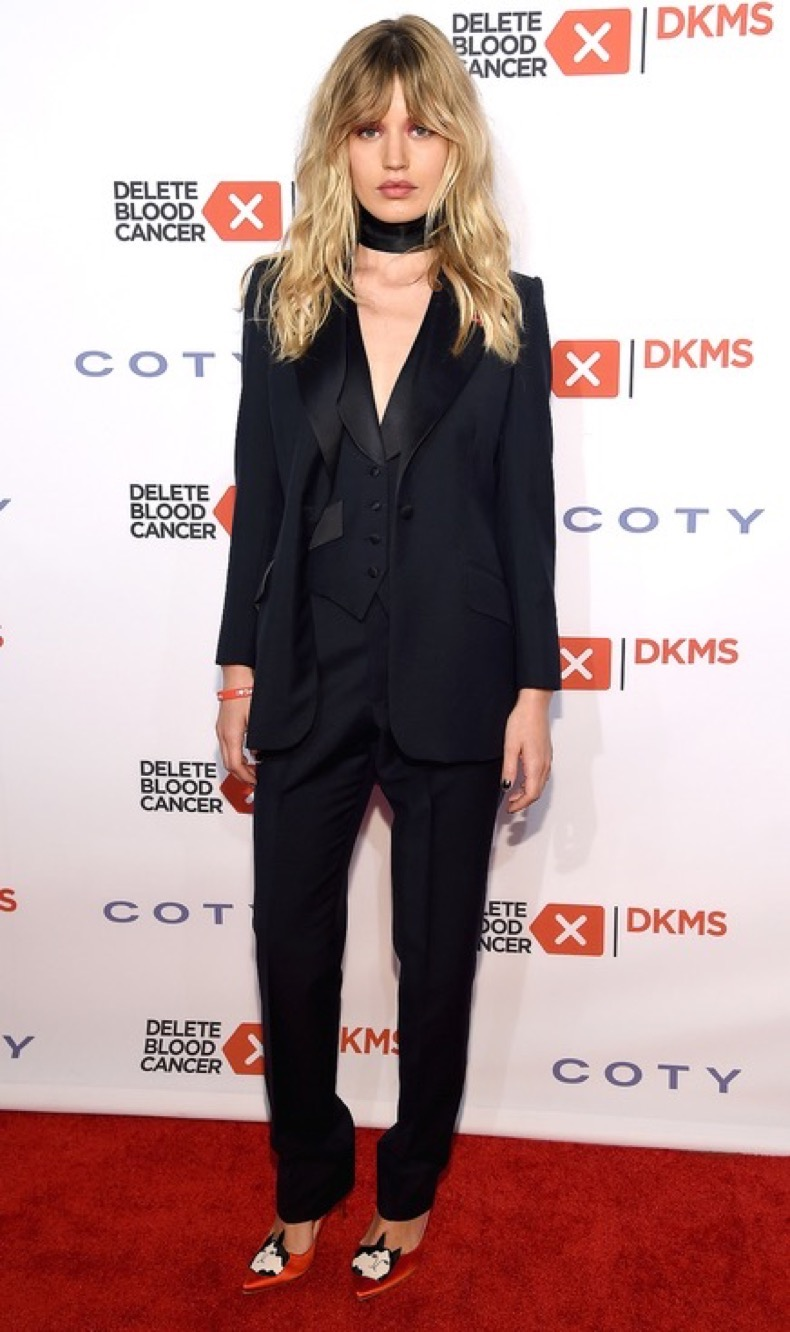 attends the 10th Annual Delete Blood Cancer DKMS Gala at Cipriani Wall Street on May 5, 2016 in New York City.