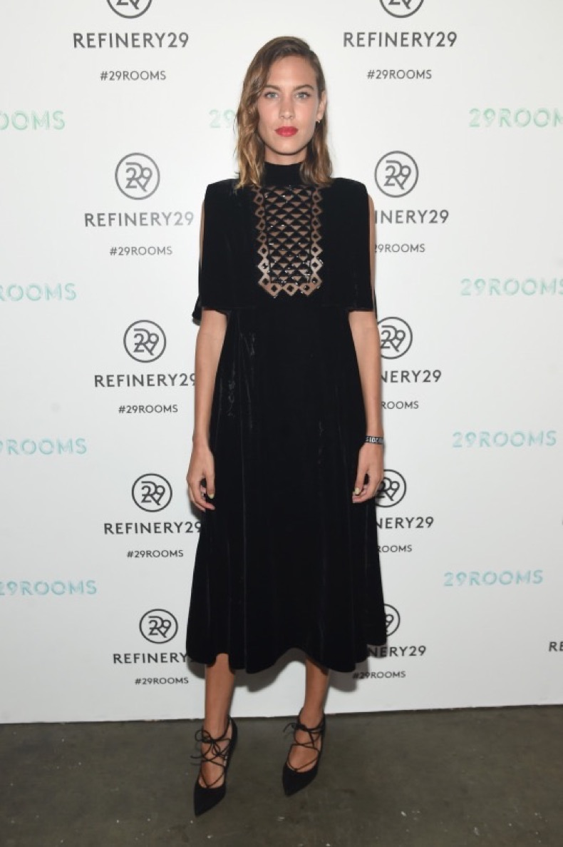 attends the Refinery29 presentation of 29Rooms, a celebration of style and culture during NYFW 2015 on September 10, 2015 in Brooklyn, New York.