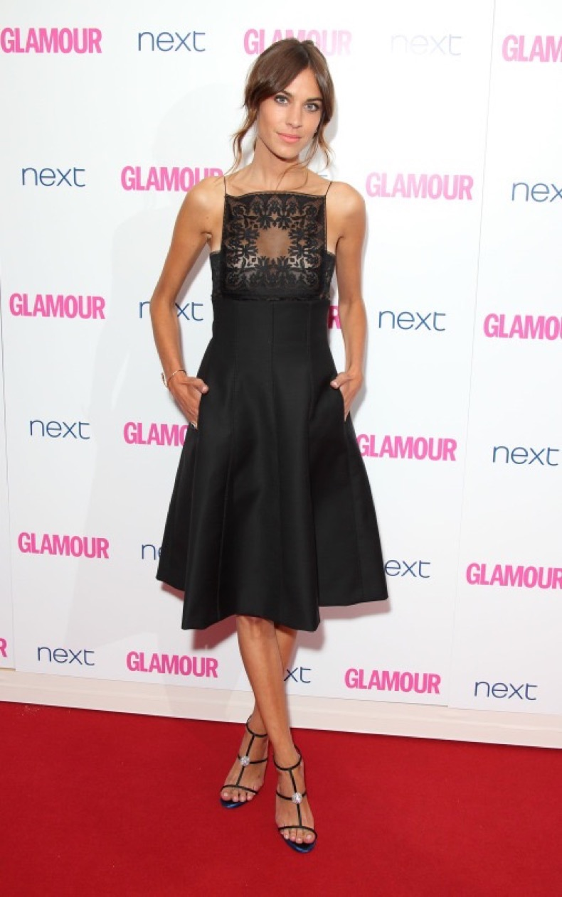 attends the Glamour Women of the Year Awards at Berkeley Square Gardens on June 3, 2014 in London, England.