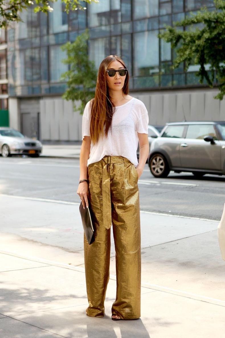 5-gold-palazzo-pants-with-basic-tee