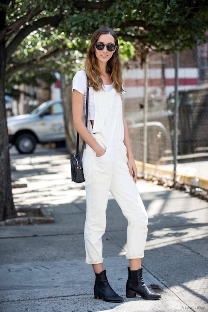 New York Fashionweek nyfw ss2015 day 4 outside Derek Lam, alana zimmer