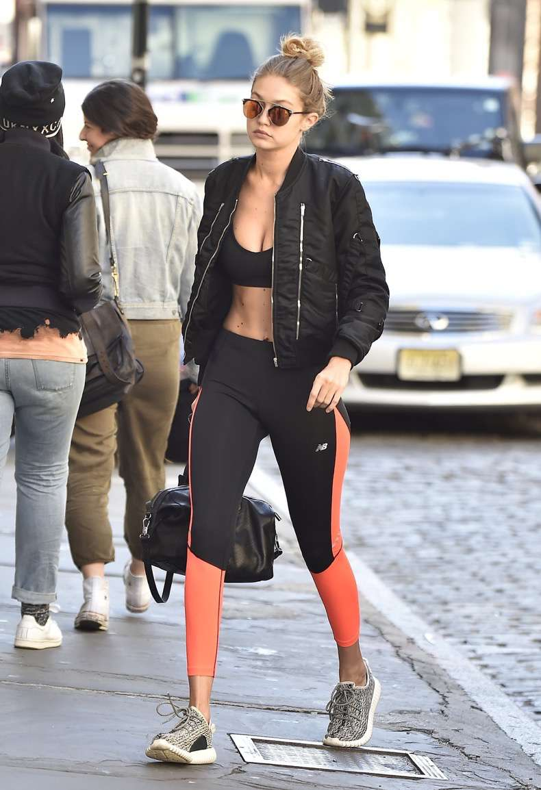 gigi-formula-bomber-sports-bra-leggings-sneakers-top-knot