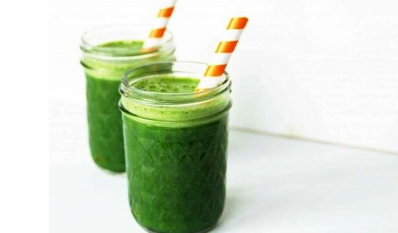hollywood-is-crazy-about-this-green-smoothie-immediately-melts-pounds