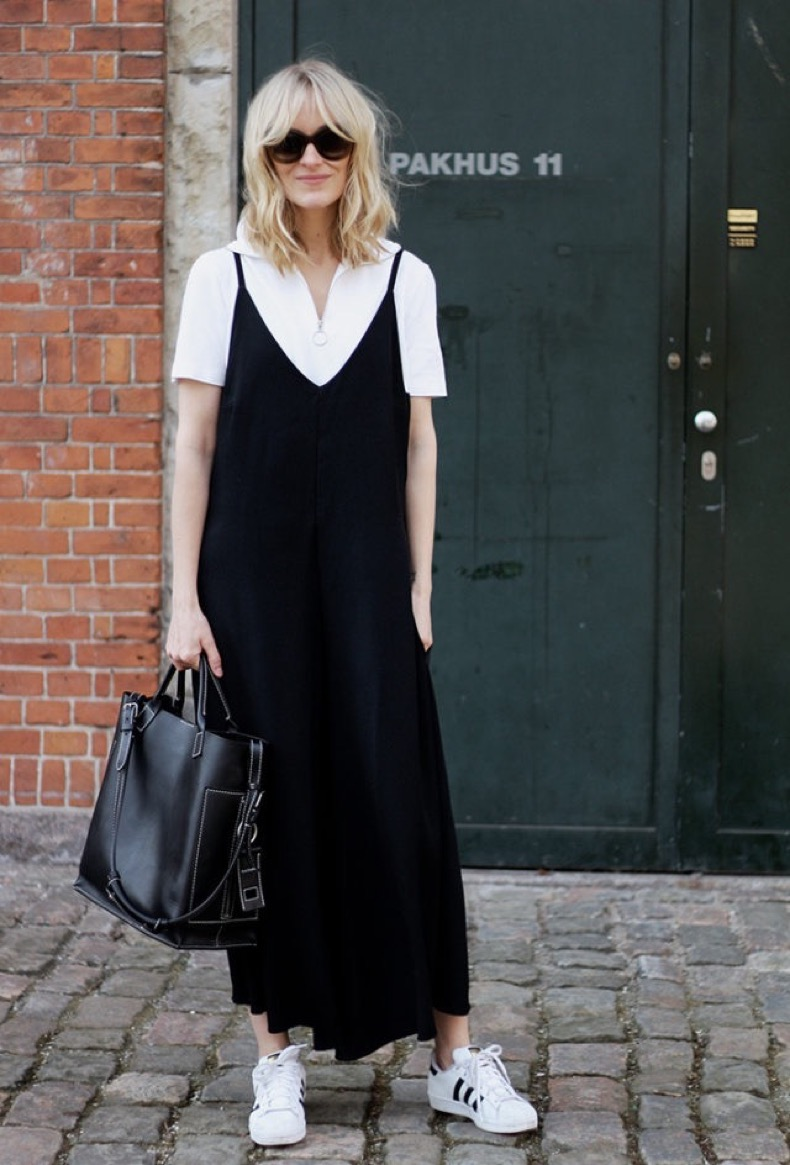 black-and-white-sneakers-and-dresses-adidas-sneakers-tshirt-under-slip-dress-slipdress-blame-it-on-fashion-640x944