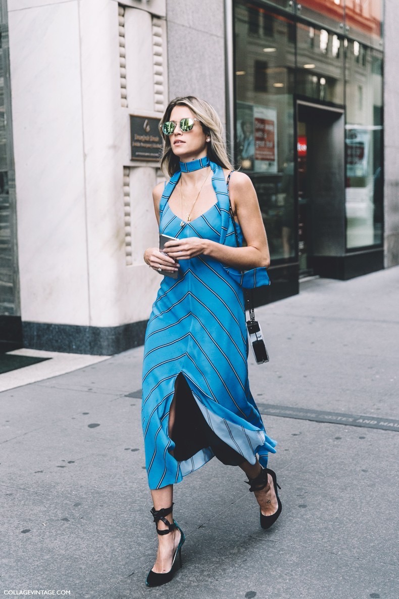 new_york_fashion_week-spring_summer-2016-street-style-helena_bordon-striped_dress-jimmy_choo_shoes-790x1185