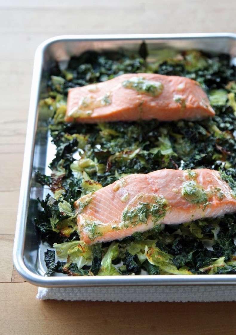 salmon-crispy-cabbage-kale