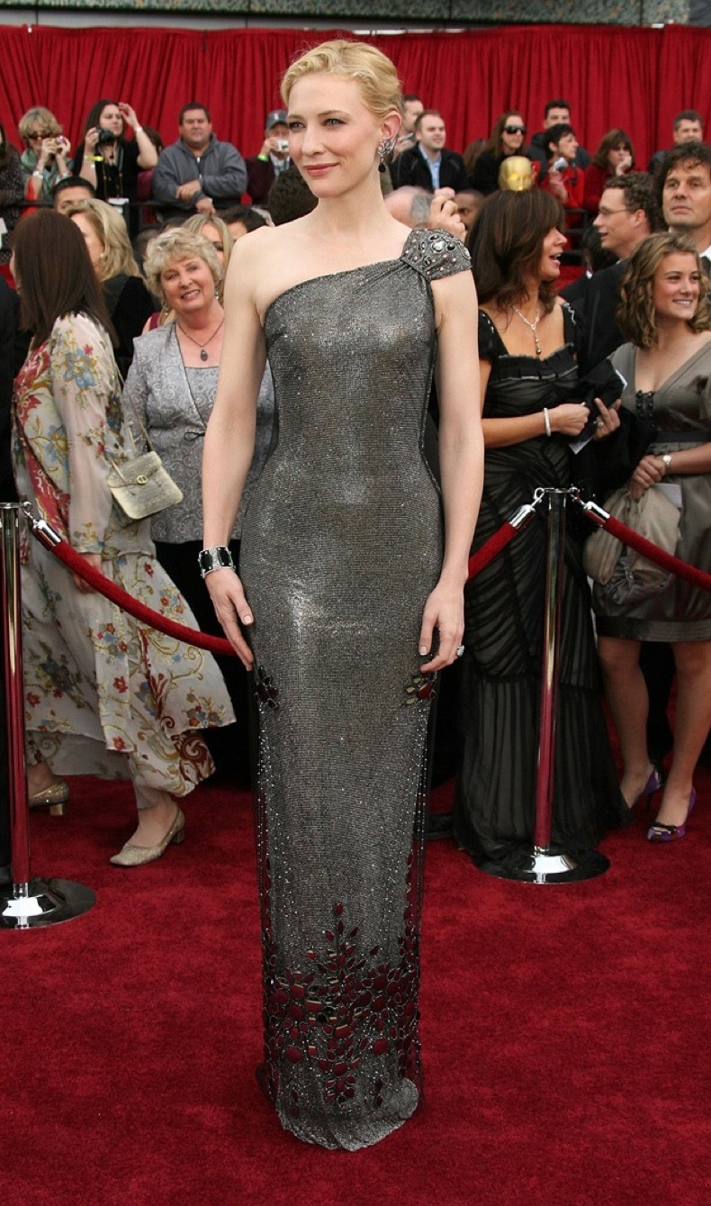 HOLLYWOOD - FEBRUARY 25:  Actress Cate Blanchett attend the 79th Annual Academy Awards held at the Kodak Theatre on February 25, 2007 in Hollywood, California.  (Photo by Frazer Harrison/Getty Images) *** Local Caption *** Cate Blanchett