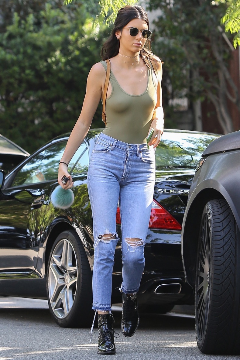 kendall-jenner-braless-green-bodysuit-083116-6-compressed