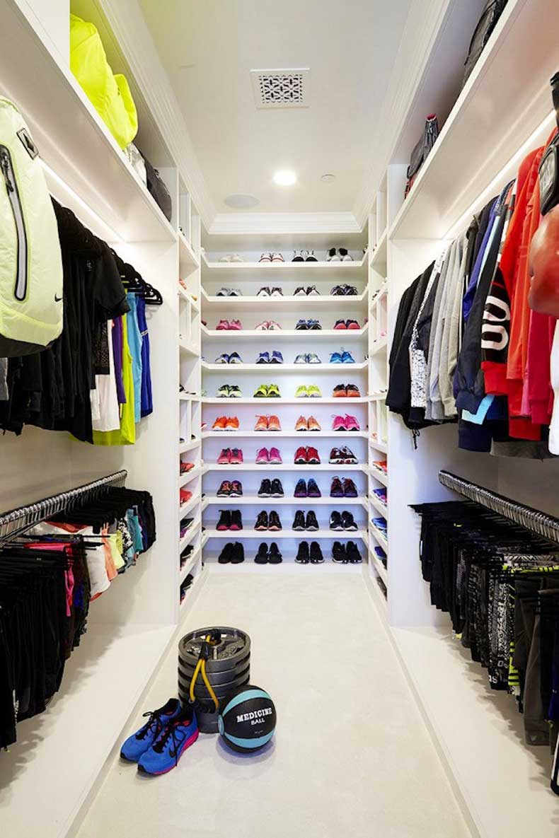 khloe-karadashian-fitness-closets-mydomaine-cococozy