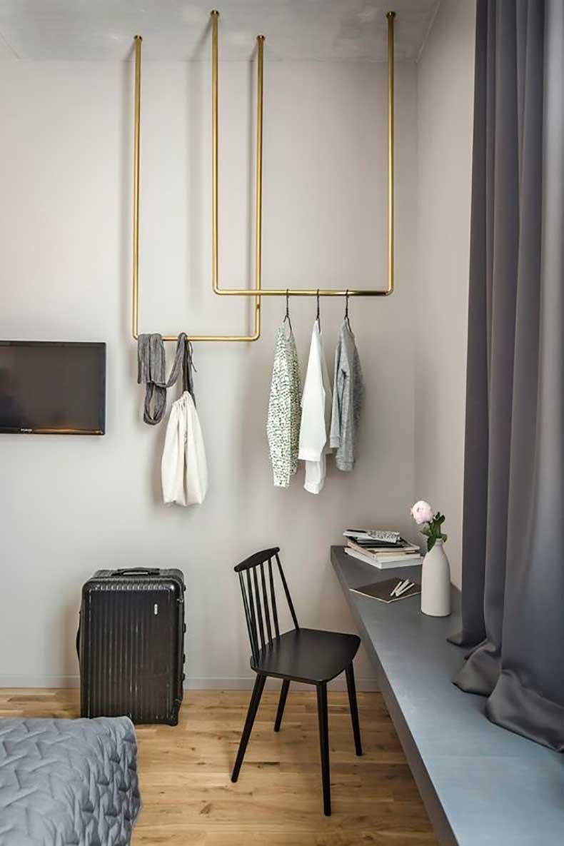 clothing-rack-scandinavian-bedroom
