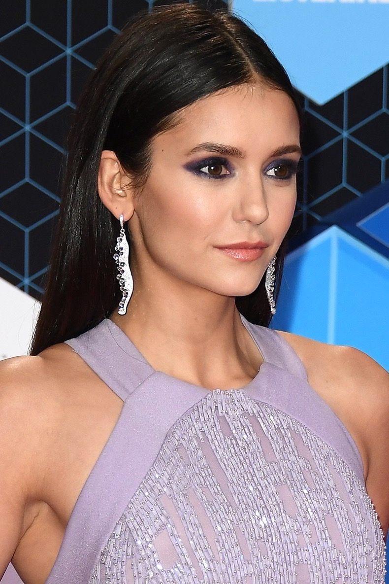 Nina Dobrev attend the MTV Europe Music Awards 2016 on November 6, 2016 in Rotterdam, Netherlands.