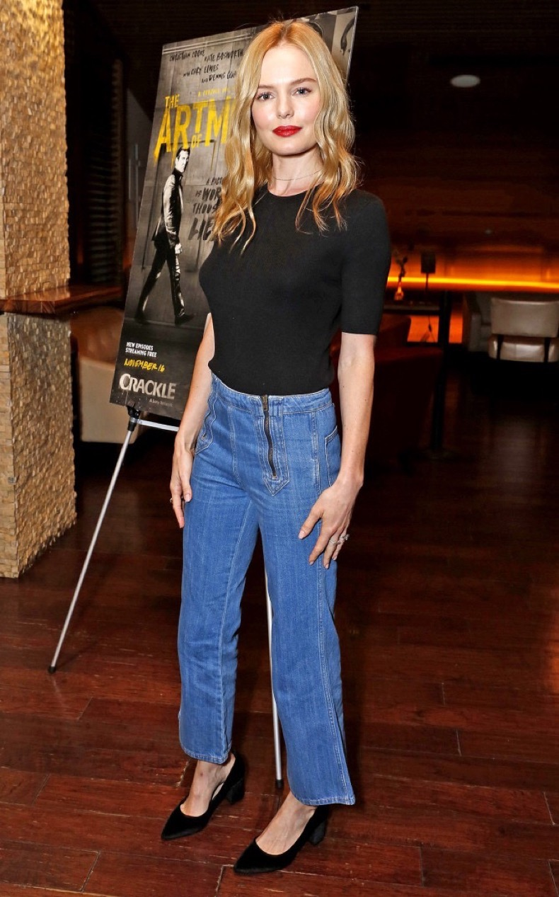 "Kate Bosworth seen at Crackle's ""The Art of More"" SAG Screening at The Landmark on Tuesday, Oct. 25, 2016, in Los Angeles. (Photo by Steve Cohn/Invision for Crackle/AP Images)"