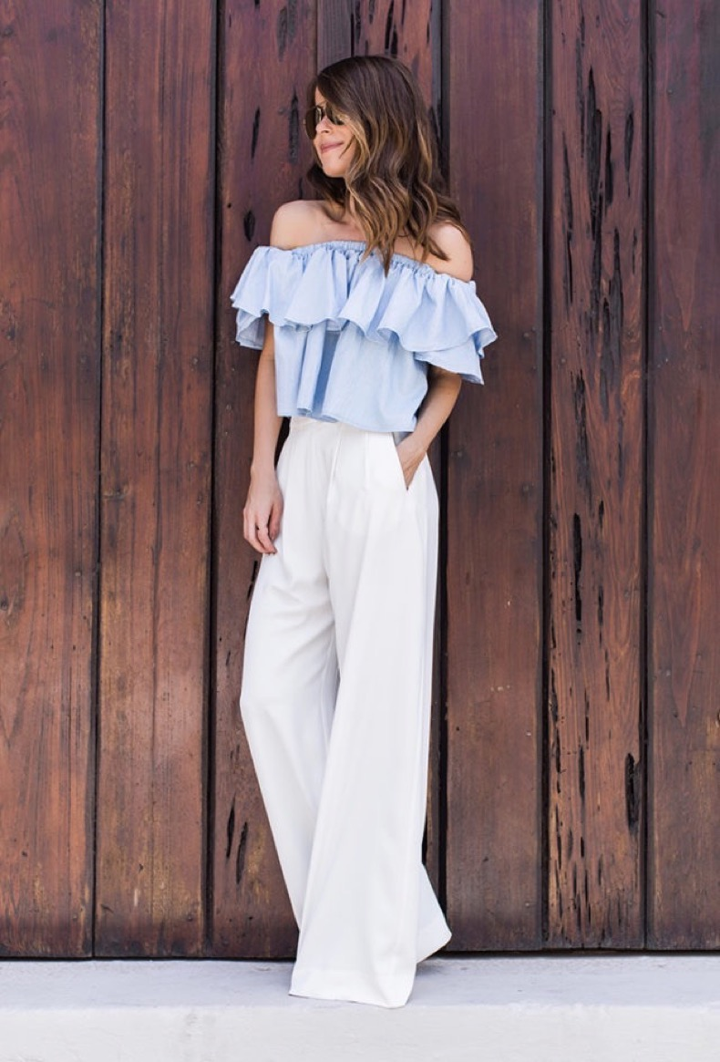 ruffles-white-wide-leg-pants-party-going-out-night-out-summer-off-the-shoulder-top-the-style-bungalow-640x944