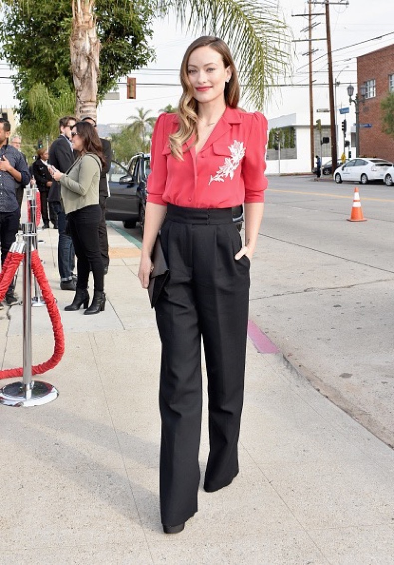 LOS ANGELES, CA - DECEMBER 09: Actress Olivia Wilde attends the 24th annual Women in Entertainment Breakfast hosted by The Hollywood Reporter at Milk Studios on December 9, 2015 in Los Angeles, California.  (Photo by Stefanie Keenan/Getty Images for The Hollywood Reporter)
