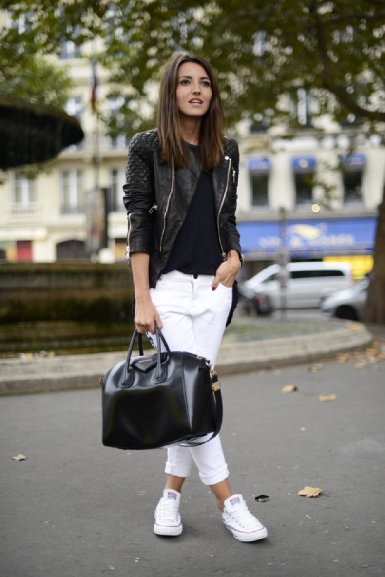 how-to-wear-white-converse-with-absolutely-everything