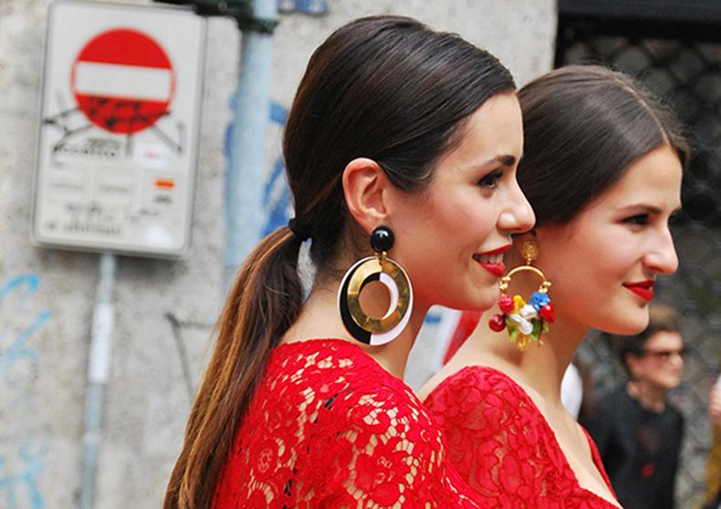 milan-fashion-week-ss15-street-style-red-earrings-adorn-jewellery-blog