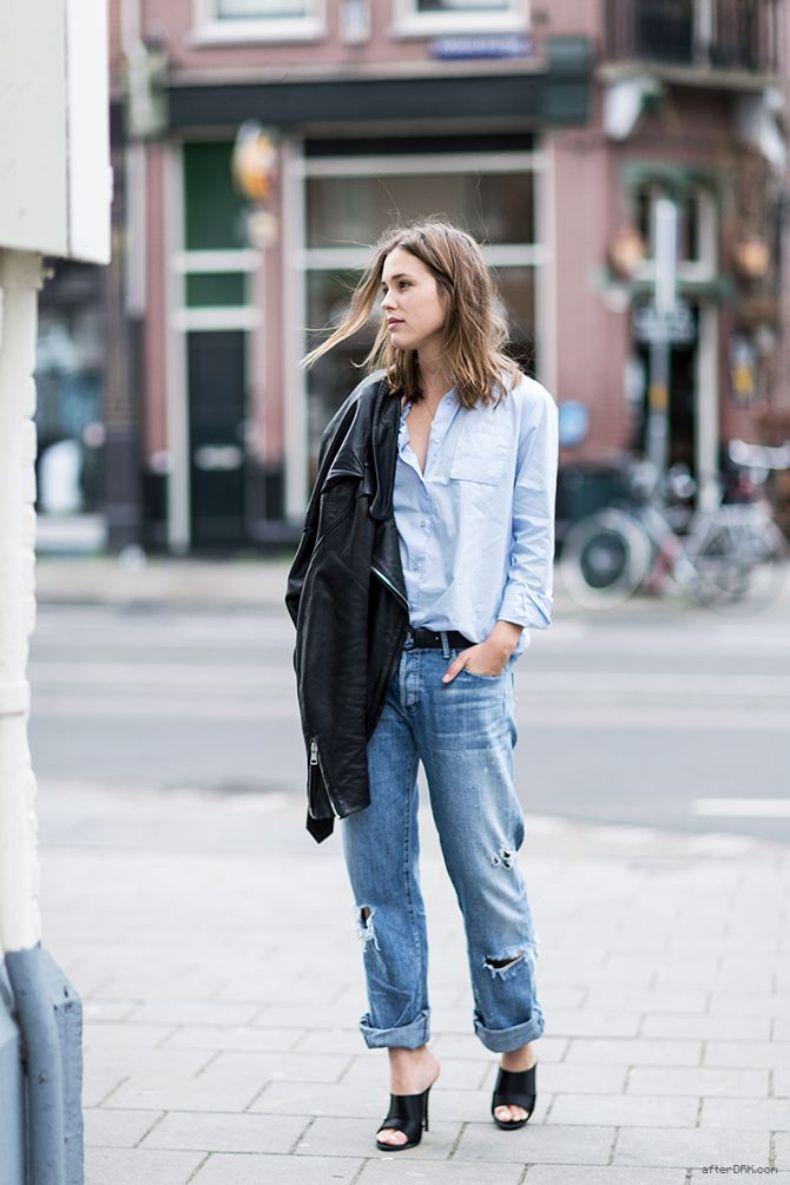 La Diferencia Entre Los Boyfriend Jeans Los Girlfriend Jeans Y Los Mom Jeans Cut Paste Blog De Moda
