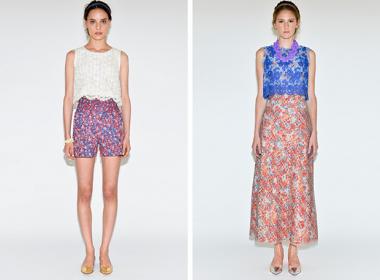 gregory parkinson spring summer 2014 / gregory parkinson primavera verano 2014 / new york fashion week