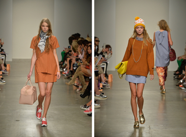 karen walker spring summer 2014 / karen walker primavera verano 2014 / new york fashion week
