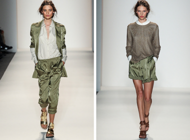 rachel zoe spring summer 2014 / rachel zoe primavera verano 2014 / new york fashion week