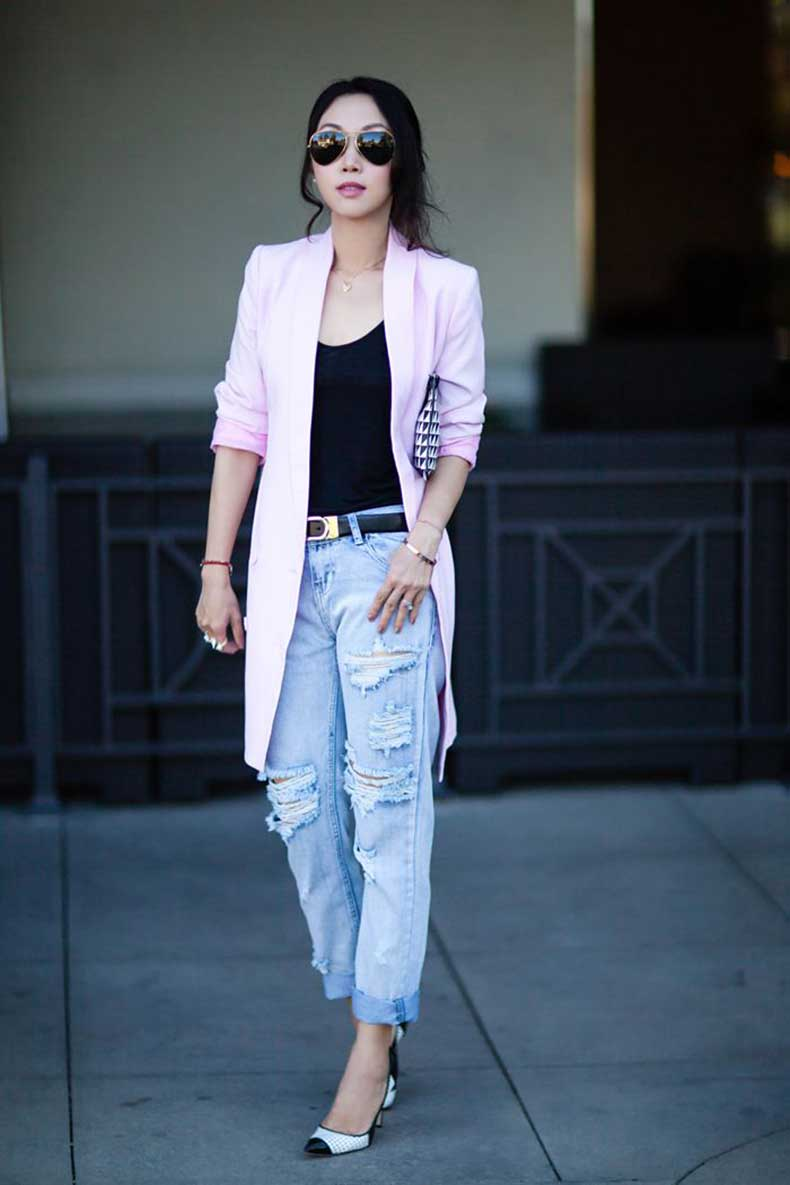 38 Formas De Usar Jeans Sueltos Como Toda Una Chica Fashion Cut Paste Blog De Moda