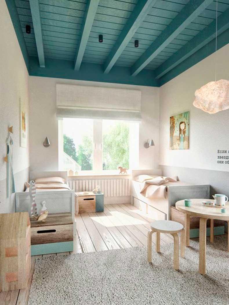 techos pintados | Cut & Paste – Blog de Moda