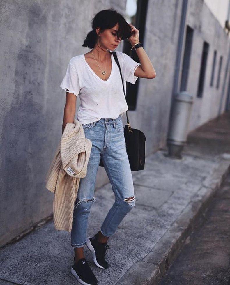 jeans hasta el tobillo | Cut & Paste - Blog de Moda