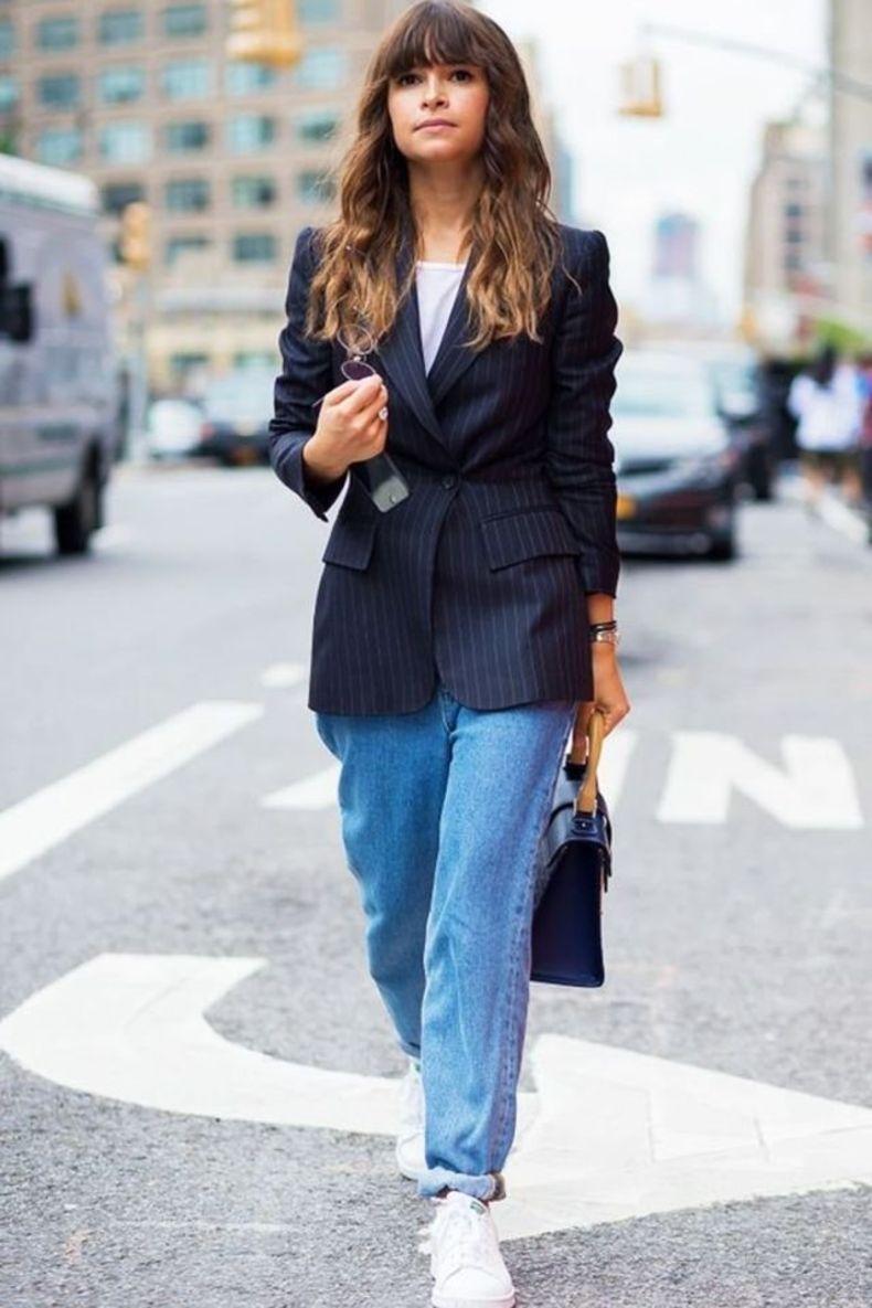 10 Ideas De Looks Para Usar Unos Mom Jeans Con Mucho Estilo | Cut & Paste –  Blog de Moda
