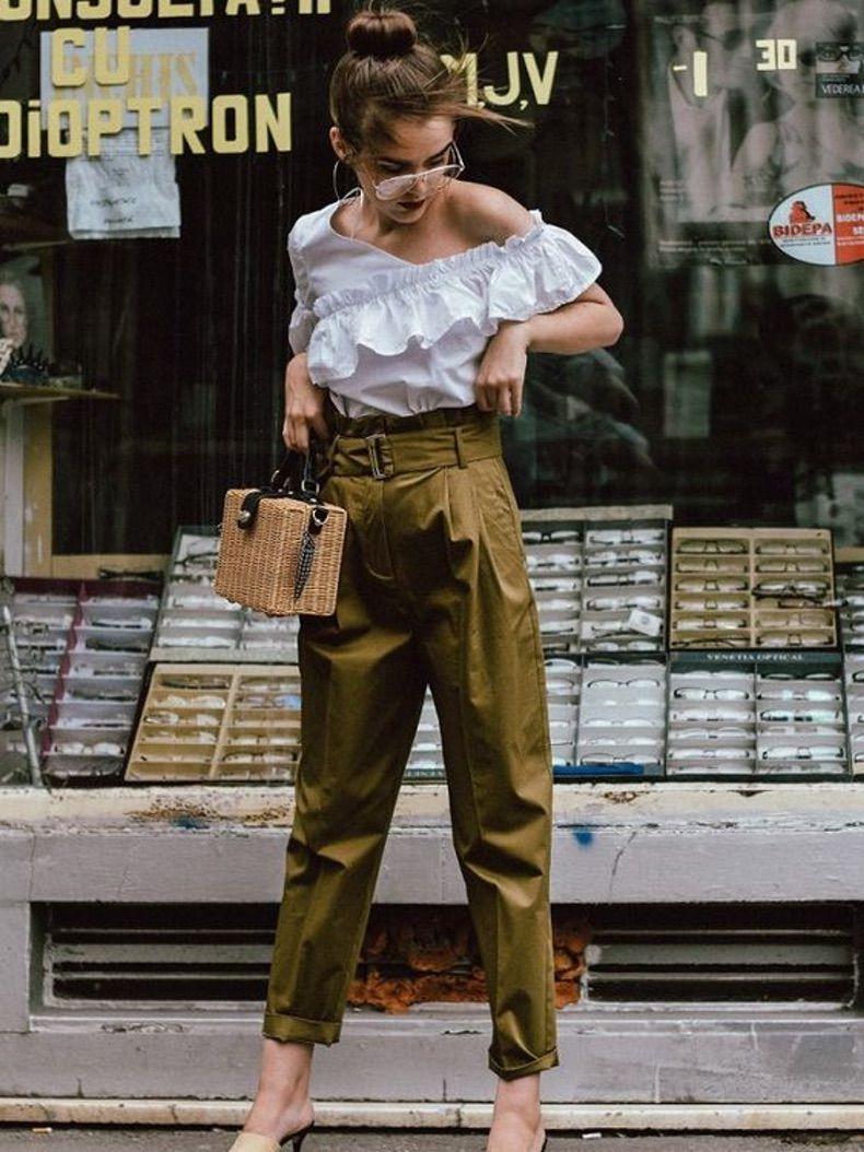 Pantalones Cargo Cut Paste Blog De Moda