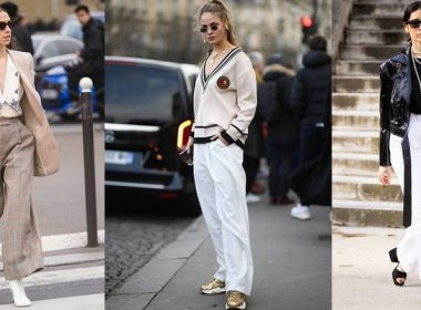 4 Estilos De Zapatos Que Se Ven Bien Con Pantalones Anchos Cut Paste Blog De Moda