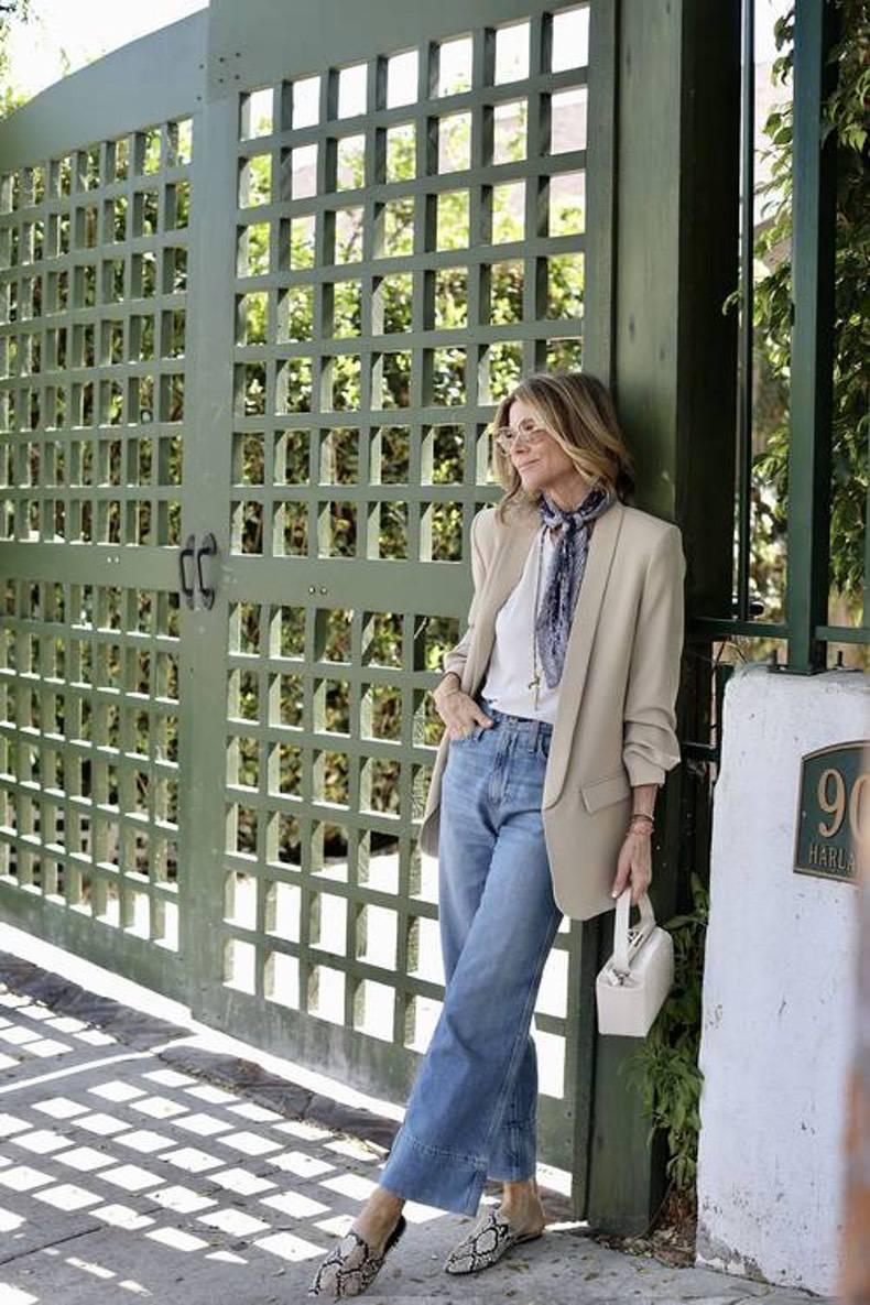 Jeans De Tiro Alto Cut Paste Blog De Moda