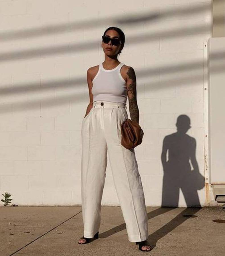 Pantalones Anchos Cut Paste Blog De Moda